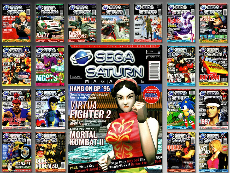 For my money, the best gaming magazine ever