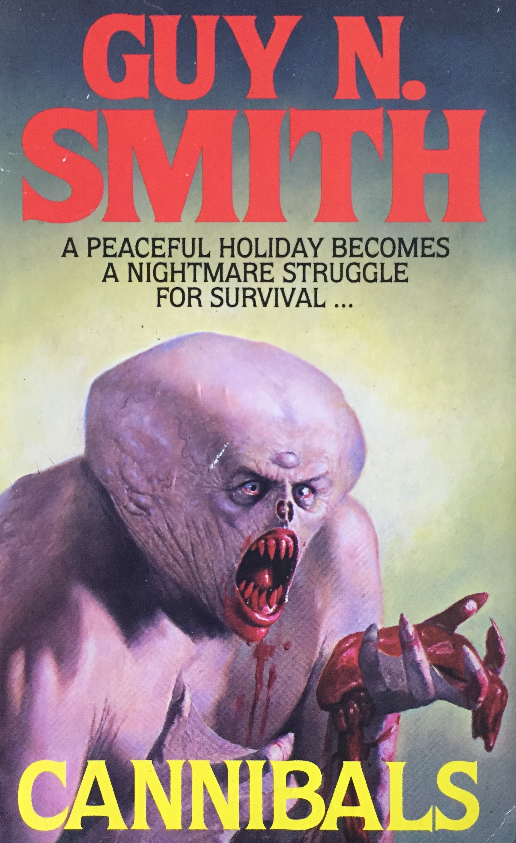 Guy N. Smith | December 1986 | 186 pages