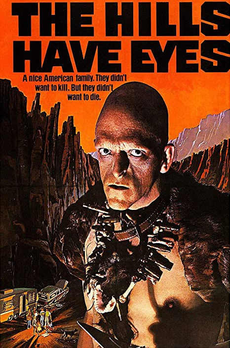 The Hills Have Eyes, a cult classic