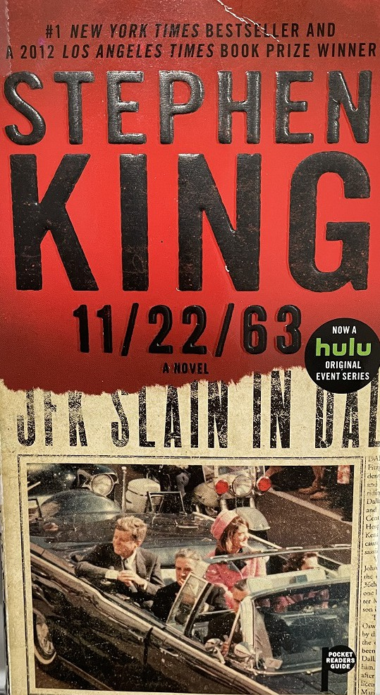 Stephen King | February 2016 | 1,089 pages