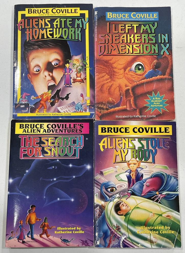 CovilleBooks